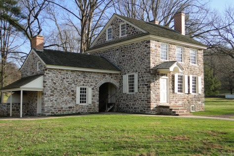Issac Potts house – George Washington's Headquarters at Valley Forge