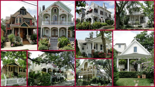 Victorian Gingerbread. Ocean Grove ... & God buys a beach house u2013 Ocean Grove NJ | Travel with Pen and Palate