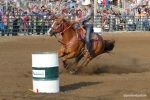 Mc Crossan Boys Ranch rodeo fund raiser, August 2012, Sioux Falls, SD