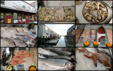 Food travel with pen and palate page 4 for Fish market portland maine