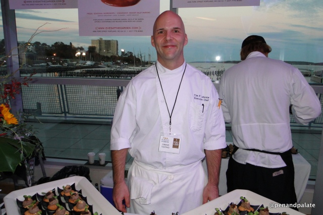 Chef Timothy Labonte