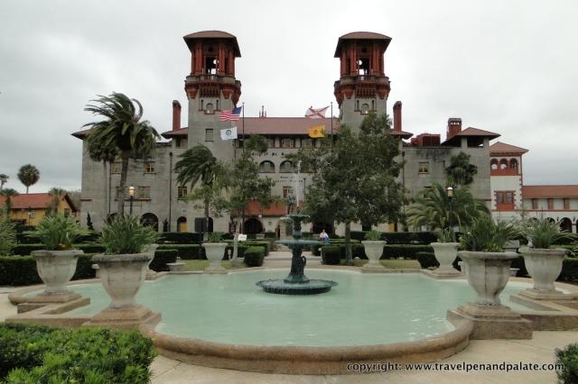 Henry Flagler's Hotel Alcazar, 1888 (now the Lightner Museum) St. Augustine, Fl