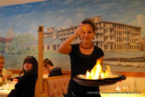Athena Cafe, St. Augustine, Fl
