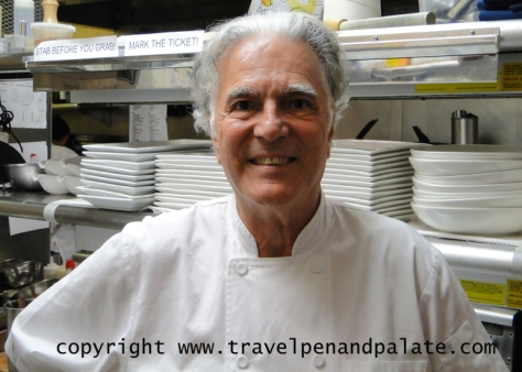 Executive Chef George Mavrothalassitis