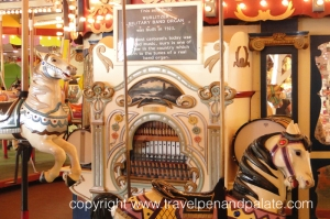 Denzell/Looff  carousel's Wurlitzer organ, destroyed in the Seaside Heights, NJ fire September 12, 2013