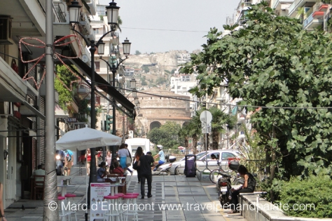 Thessaloniki: modern, Roman, Byzantine & Ottoman
