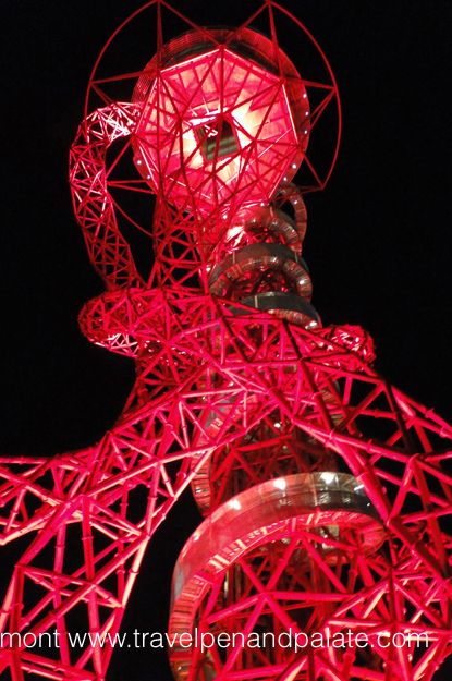 The ArcelorMittal Orbit, Queen Elizabeth Olympic Park Olympic Park, London, UK (scheduled to open 04/2014 )