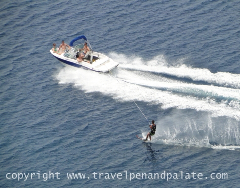 water sports in Sithonia