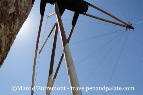 Ionnis Trinas Sifnos windmill