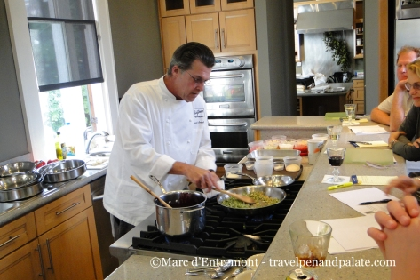 Chef Frank Brigtsen and the New Orleans Cooking Experience