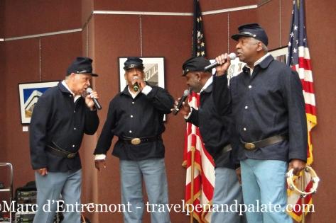 Lark Quartet, Harrisburg