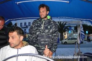 Giovanni and Stelios Farinola