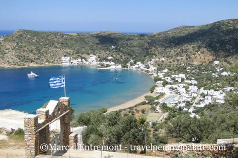 Vathi, Sifnos, Greece