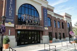The Hershey Story: Museum on Chocolate Ave., Hershey, PA