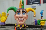 a prop at Mardi Gras World, New Orleans