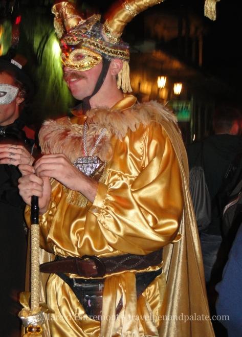 Krewe du Vieux, Mardi Gras 2015