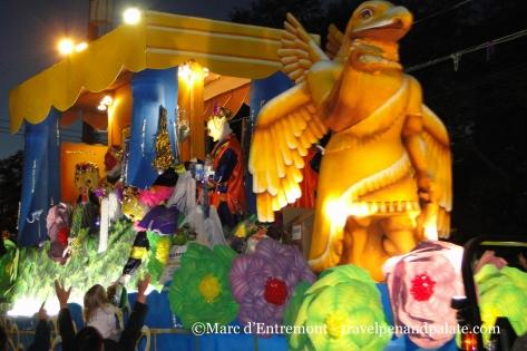 Krewe of Babylon, Mardi Gras 2015, New Orleans