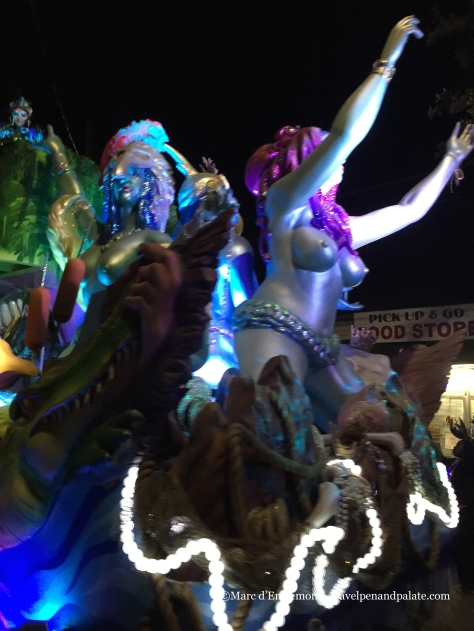 Krewe of Muses, Mardi Gras 2015 New Orleans
