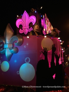 Endymion float Mardi Gras 2015 New Orleans