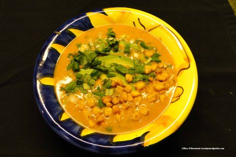 The iconic soup of Ecuador: Locro de Papa