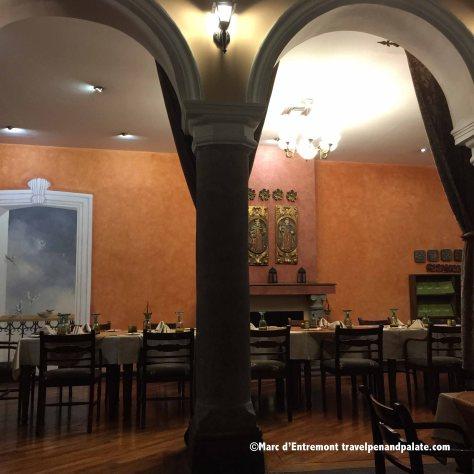 El Patio Andaluz, Centro Historico Quito