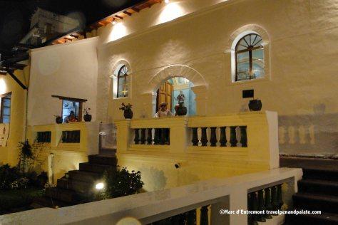 Los Milagros Restaurant, Centro Historico Quito