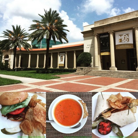Museum of Fine Arts, St. Petersburg, FL & MFA Cafe