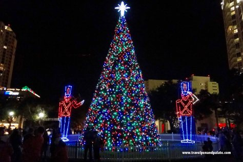 Christmas Tree, City of Saint Petersburg, FL