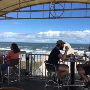 Casa Marina Hotel Penthouse Lounge, Jacksonville Beach, FL