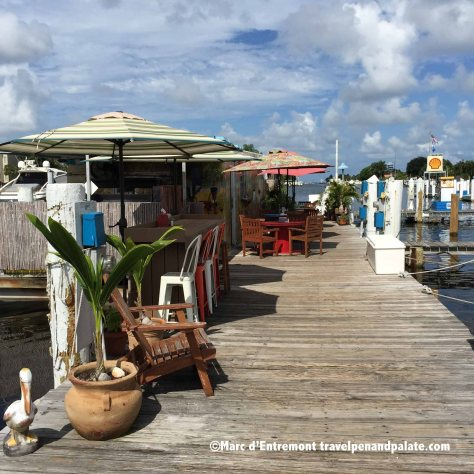 Maximo Moorings Seafood Shack, St. Petersburg, FL