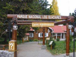 Parque Nacional Los Glaciares HQ, El Calefate