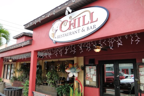 Chill Restaurant & Bar, St. Petersburg, Florida