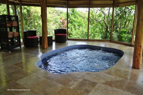 Hot tub, Hotel Belmar