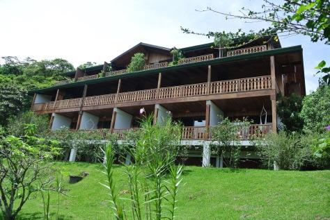 Hotel Belmar (main building), Monteverde, Costa Rica