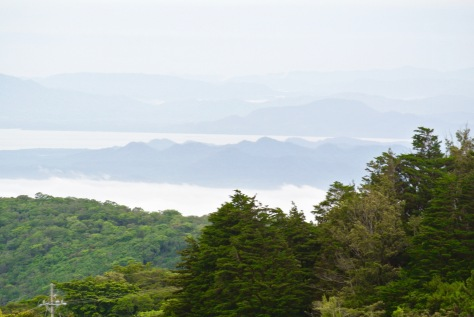 Gulf of Nicoya from the Hotel Belmar, Monteverde, Costa Rica