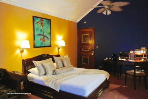 Guest room, Cuna del Angel