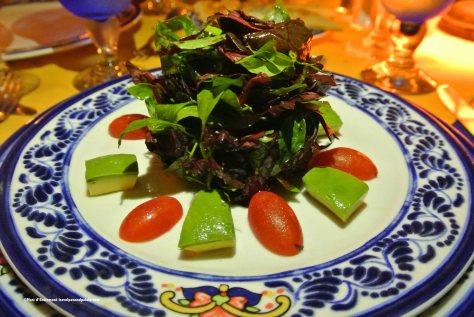 Jungle Salad, Cuna del Angel