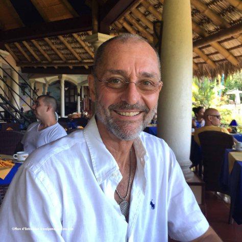 Tom Nagel, founder & owner, Hotel Cuna del Angel