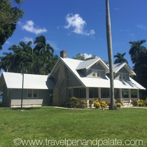 Henry Ford house, Edison & Ford Winter Estates, Ft. Myers, FL