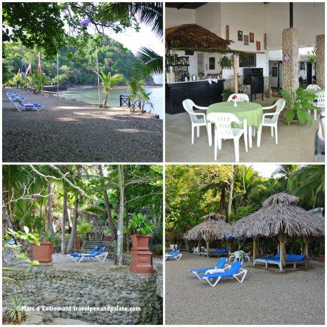 El Pelicano Snack Bar on the Beach, Villa Caletas