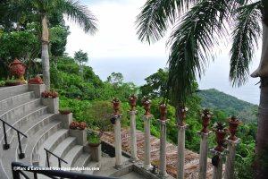 Villa Caletas ampitheater