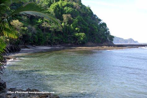Villas Caletas ocean front
