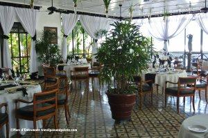 Mirador Restaurant, Villa Caletas