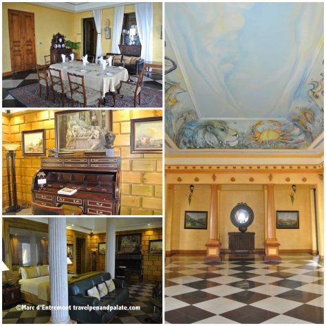 The Zephyr Palace at Villa Caletas