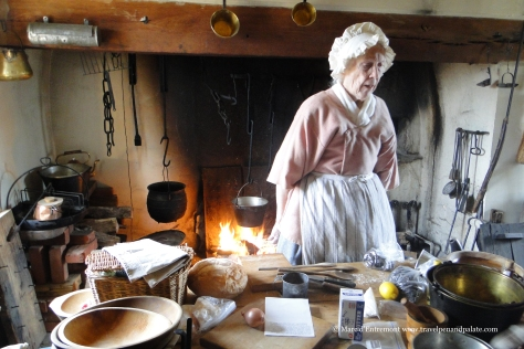 D. Clarissa Dillon at the Thomas Massey House (1693) Broomall, PA
