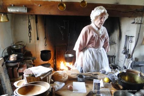 D. Clarissa Dillon at the Thomas Massey House (1693) Broomall, PA