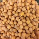 prepared garbanzo beans (chick peas)