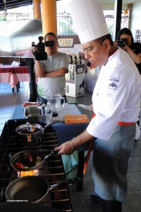 Chef Luis Noriega