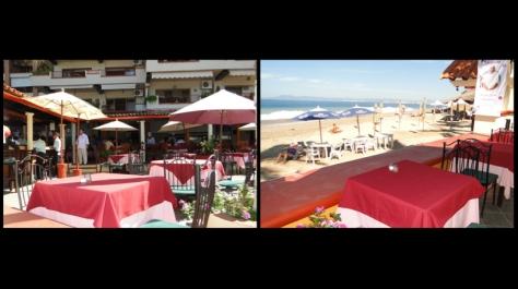 Restaurant Coco Tropical, Puerto Vallarta Malecon