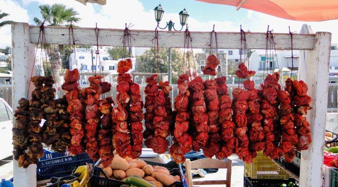 Food Paths Tinos energizes an island